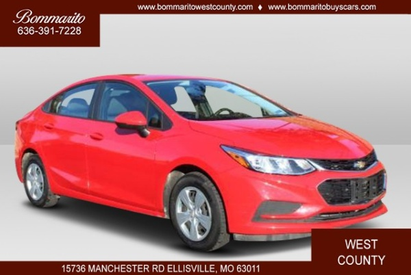 2017 Chevrolet Cruze in Ellisville, MO