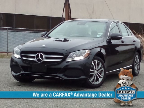 2016 Mercedes-Benz C-Class in South Hackensack, NJ