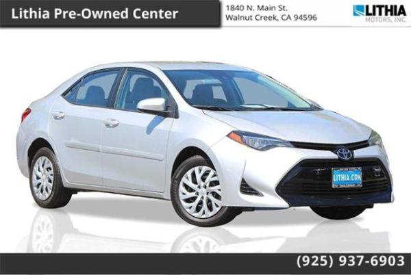 2018 Toyota Corolla in Walnut Creek, CA