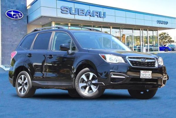 2017 Subaru Forester in Walnut Creek, CA