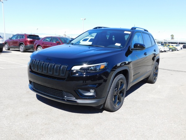 2020 Jeep Cherokee in Lancaster, CA