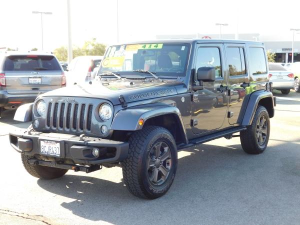 2018 Jeep Wrangler in Lancaster, CA