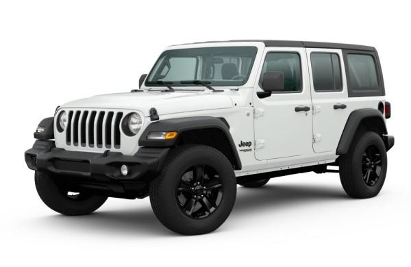 2020 Jeep Wrangler in Lancaster, CA