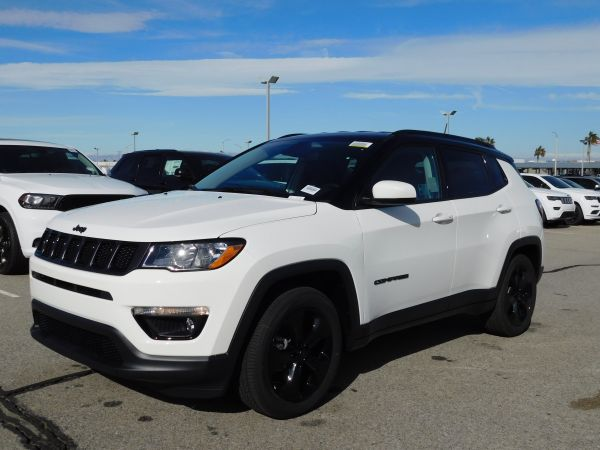 2020 Jeep Compass in Lancaster, CA
