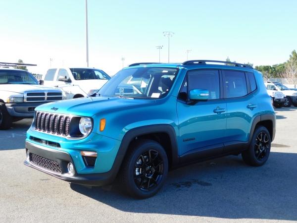 2020 Jeep Renegade in Lancaster, CA