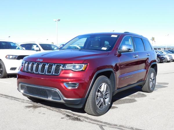 2020 Jeep Grand Cherokee in Lancaster, CA