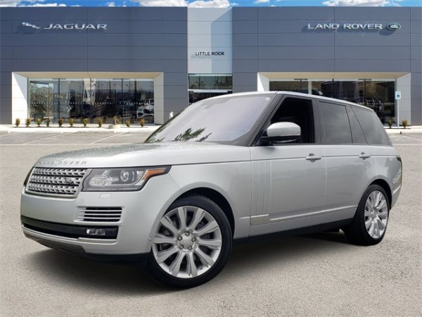 2016 Land Rover Range Rover in Little Rock, AR