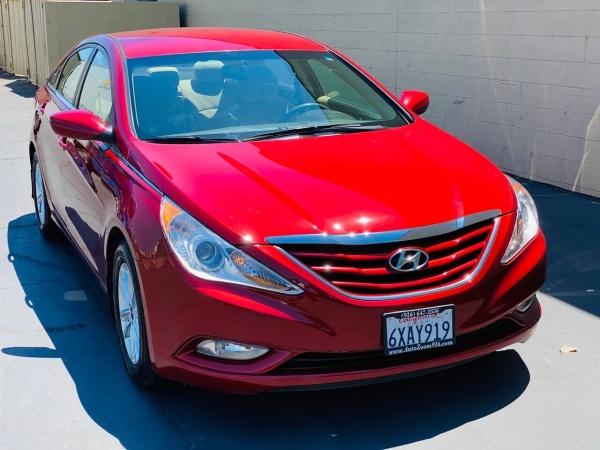 2013 Hyundai Sonata in Rancho Cordova, CA