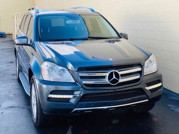 2012 Mercedes-Benz GL in Rancho Cordova, CA