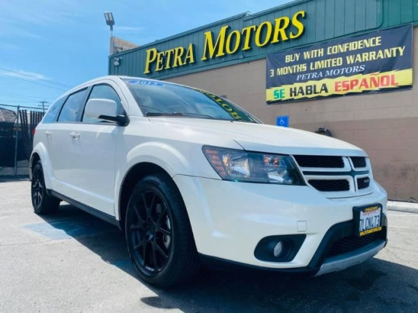 2015 Dodge Journey in Sacramento, CA