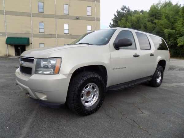 2009 Chevrolet Suburban LS