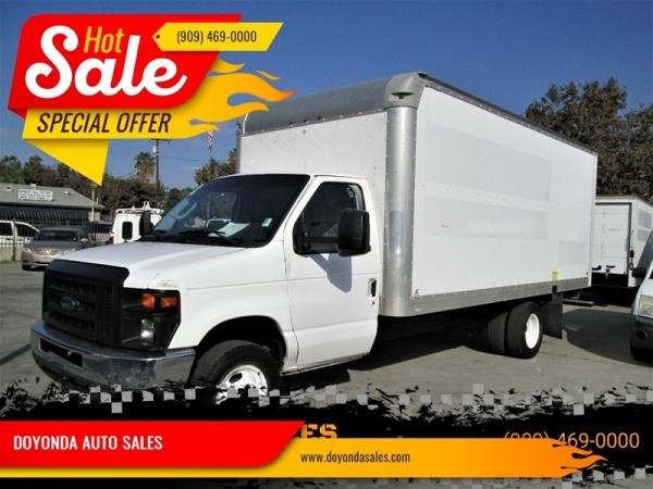 2012 Ford Econoline Commercial Cutaway in Pomona, CA