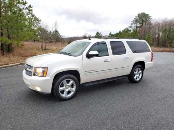2012 Chevrolet Suburban in Fredericksburg, VA