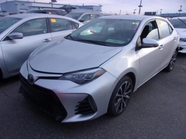 2017 Toyota Corolla In Ontario Ca