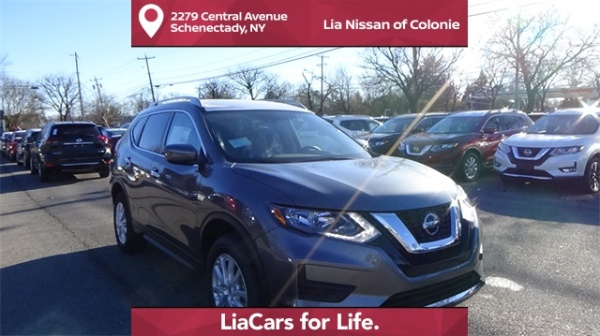 2019 Nissan Rogue in Schenectady, NY