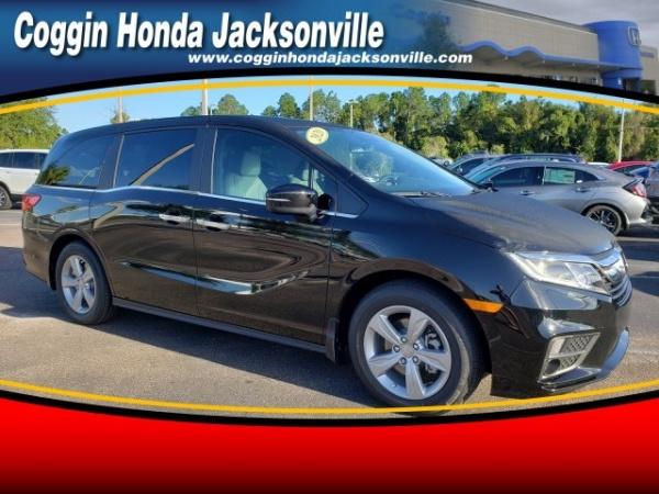 2020 Honda Odyssey in Jacksonville, FL
