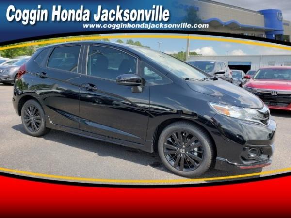 2019 Honda Fit in Jacksonville, FL