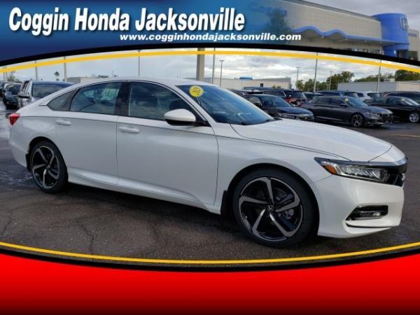 2020 Honda Accord in Jacksonville, FL