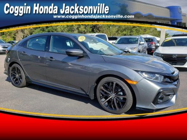 2020 Honda Civic in Jacksonville, FL