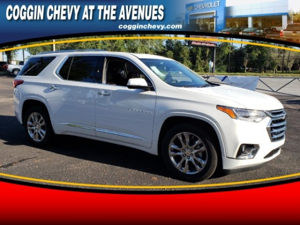 2019 Chevrolet Traverse High Country with 2LZ AWD For Sale