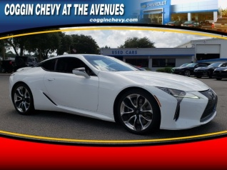 Lexus Jacksonville Fl >> Used Lexus Lcs For Sale In Jacksonville Fl Truecar