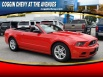 2013 Ford Mustang V6 Convertible for Sale in Jacksonville, FL