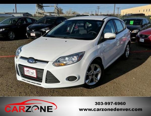 2014 Ford Focus in Denver, CO