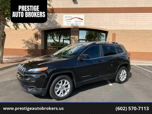 2016 Jeep Cherokee in Peoria, AZ