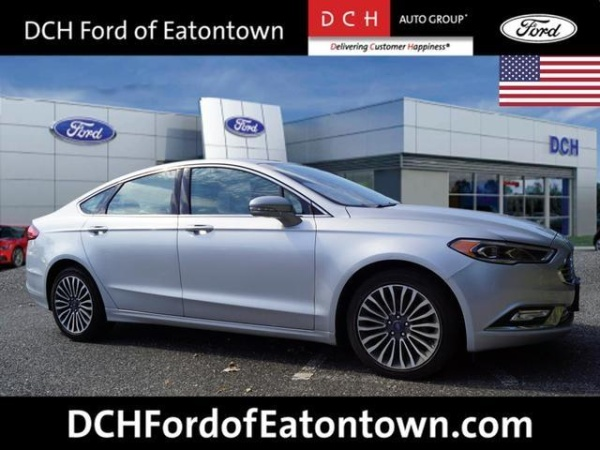 2017 Ford Fusion in Eatontown, NJ