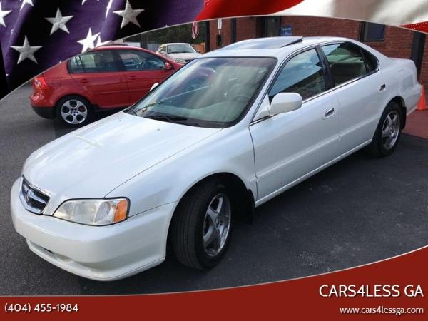 Used Acura TL For Sale In Atlanta GA US News World Report - 2001 acura tl for sale