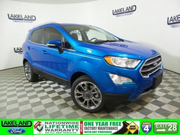 2019 Ford EcoSport in Lakeland, FL