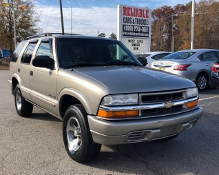 2000 chevy s10 blazer owners manual