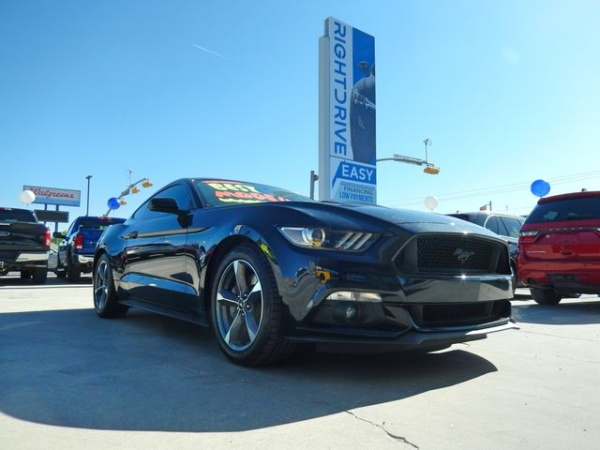 2015 Ford Mustang in El Paso, TX