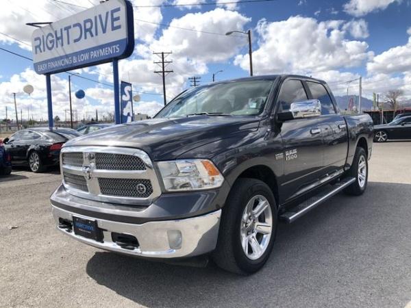 2018 Ram 1500 in El Paso, TX