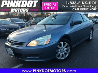 2007 Honda Accord Ex L V6 With Navigation Coupe Automatic For In Los Angeles