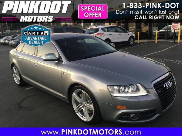 2011 Audi A6 in Los Angeles, CA