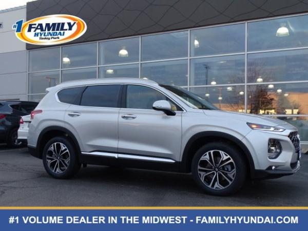 2019 Hyundai Santa Fe in Tinley Park, IL