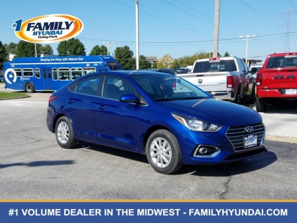 2020 Hyundai Accent in Tinley Park, IL
