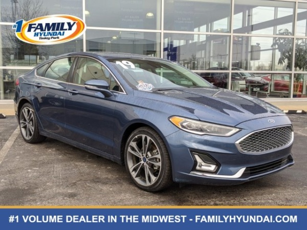 2019 Ford Fusion in Tinley Park, IL