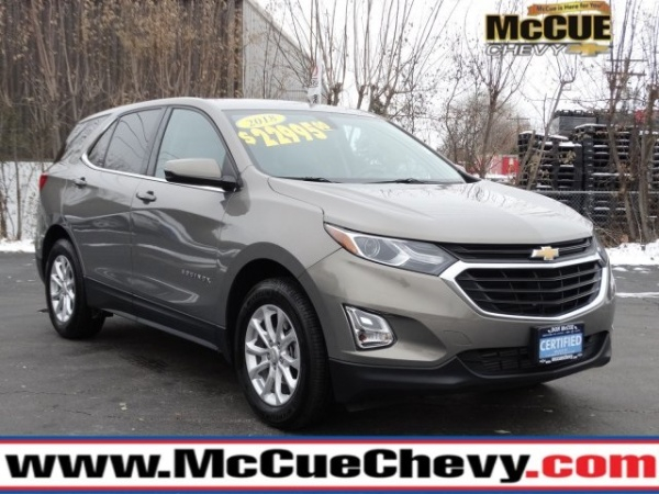 2018 Chevrolet Equinox in St. Charles, IL