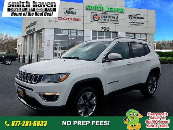2019 Jeep Compass in St. James, NY