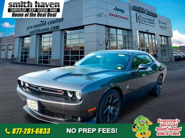 2016 Dodge Challenger R T Scat Pack Manual For Sale In St James Ny