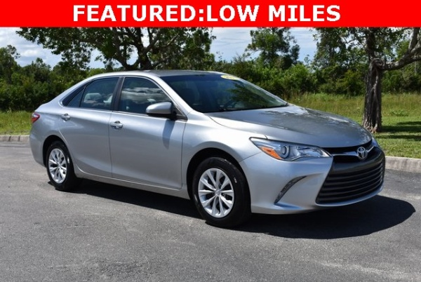 2015 Toyota Camry in Ft. Myers, FL