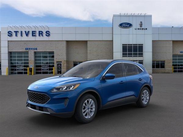 2020 Ford Escape in Waukee, IA