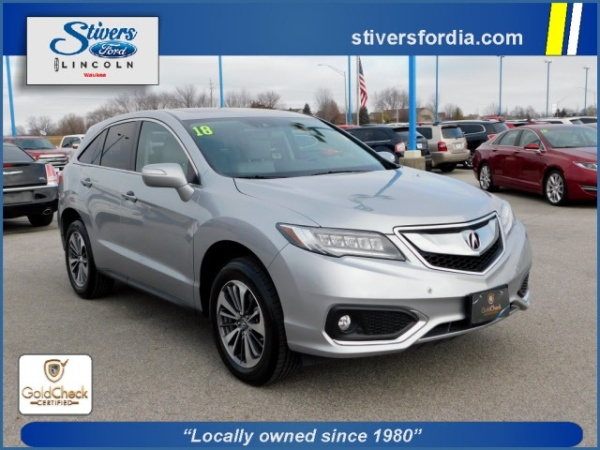 2018 Acura RDX SH-AWD with Advance Package