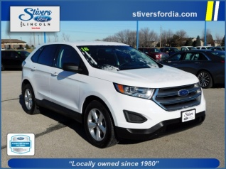 Ford Edge Se Awd For Sale In Waukee Ia