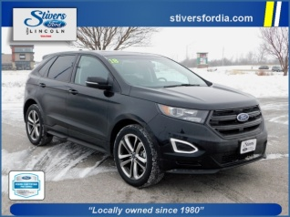 Ford Edge Sport Awd For Sale In Waukee Ia