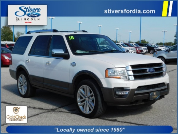 2016 Ford Expedition King Ranch