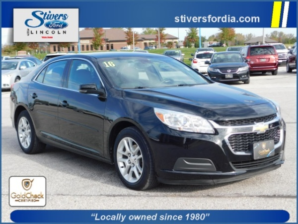 2016 Chevrolet Malibu Limited in Waukee, IA