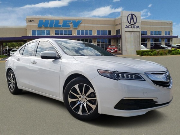 Acura Fort Worth >> 2016 Acura Tlx Fwd With Technology Package For Sale In Fort